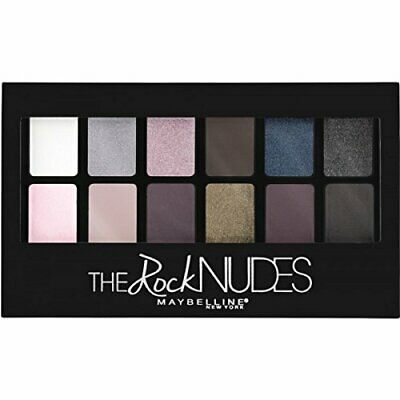 Palette a paupière Maybelline The Rock Nude, neuf