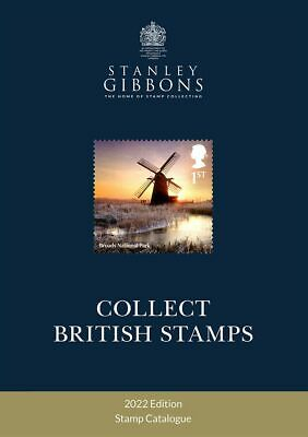(PRE-ORDER) Stanley Gibbons 2020 Collect British Stamps Catalogue (PRE-ORDER)