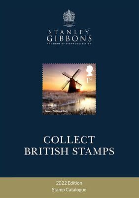 Stanley Gibbons 2020 Collect British Stamps Catalogue