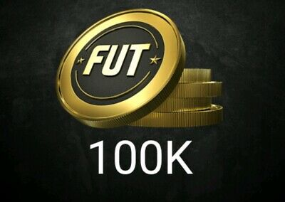 Fifa 20 PS4 100k Coins (Cheapest On eBay)
