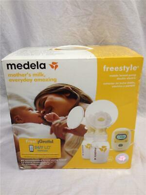 NEW Medela Freestyle Mobile Portable Breast Pump Double Electric 101034712