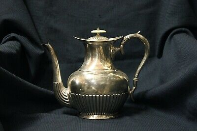 Elegant Teapot English/Sheffield/James Pinder & Co 1877-1894