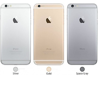 Apple iPhone 6 - 16GB 32GB 64GB 128GB - GSM Unlocked & Carrier Locked