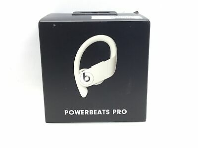 *AS-IS* Beats by Dr. Dre Powerbeats Pro Wireless Headphones - Ivory MV722LL/A