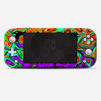 Skins Decals wrap for Nintendo Switch Lite - Mixed Colors