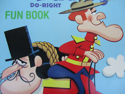 Lapel Pin DUDLEY DO-RIGHT Metal Hat