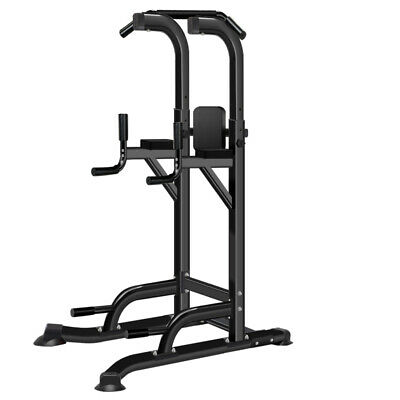 2 x Squat Racks Bench Press  Barbell Stand Home Gym Weight Lifting