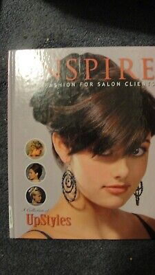 INSPIRE Hair Fashion for Salon Clients: A Collection of Upstyles