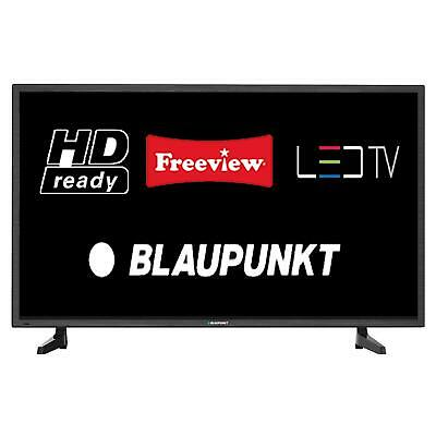 "Blaupunkt 32/133O-WB-11B-EGP-UK 32"" LED TV HD Ready With Freeview & Saorview"