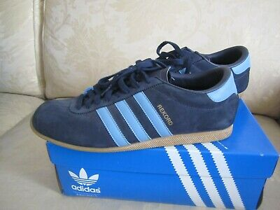 NEU! Adidas REKORD BLAU 43 1/3 Wildleder Equipmend Torsion Retro Vintage