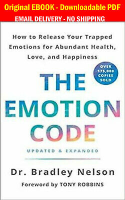 The Emotion Code by Dr. Bradley Nelson 2019 [ E- B00k / P.D.F ]
