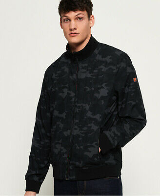 Superdry Mens Flyweight Harrington Jacket