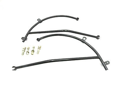 Rear Mudguard Carrier Stays Lh & Rh Fit For Royal Enfield Bullet 500Cc