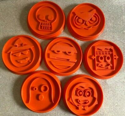 PAMPERED CHEF HALLOWEEN COOKIE CUTTERS