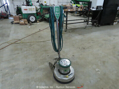 "Namco 2125 17"" Electric Floor Buffer Polisher Burnisher 120V - Parts/Repair"
