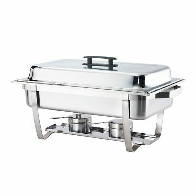 Full Size 8 Qt Chafer Stackable  T433P