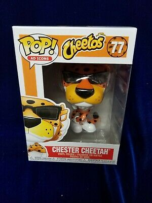 Funko Pop: Corporate Mascots Cheetos Chester Cheetah MIB # 77 44581 In stock