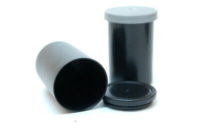 Black Film Cannisters (50)