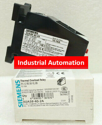 1PC NEW IN BOX Siemens 3UA5940-2A 10-16A