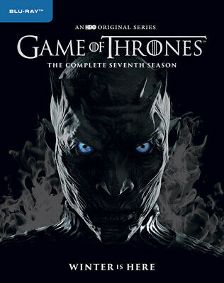 Game of Thrones The Complete Seventh Season BlurayBox Set USED