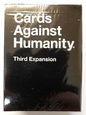 CARDS AGAINST HUMANITY Third Expansion