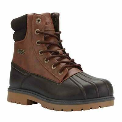 Lugz Avalanche Hi Duck  Boots Casual   Boots - Brown - Mens
