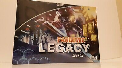 Pandemic Legacy  Season 1 Board Game Blue Edition NEW!