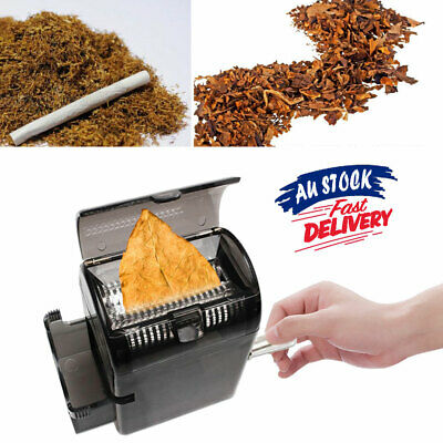Black Grinder HerbHand Crank Muller Shredder Grinders Herbal Smoke Metal Tobacco
