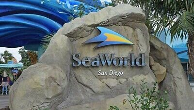 SEAWORLD SAN DIEGO TICKETS  reduced prices