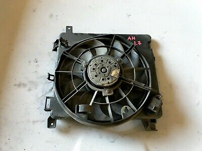 Vauxhall Astra H Mk5 1.7 Cdti Cooling Fan Radiator 24467444