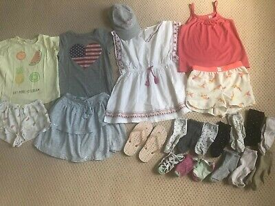 Bundle Girls Clothes Age 7-8 Years Gap, Zara, Accesorize