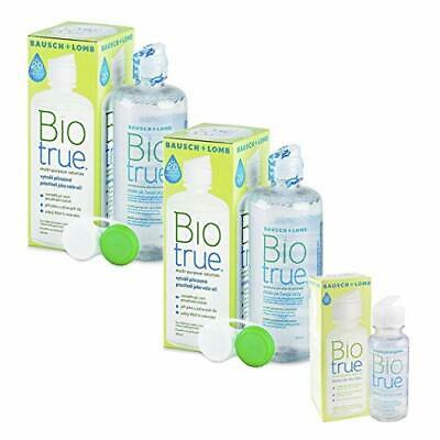 BIOtrue 54085029 - Solución de Mantenimiento (Pack 2 botellas x 300 ml)