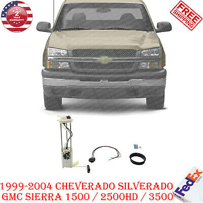 New Fuel Pump Assembly 2004-2007 Chevrolet Silverado GMC Sierra Pickup GAM392
