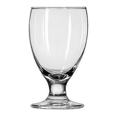 Libbey Glassware - 3712 - Embassy 10 1/2 oz Goblet Glass