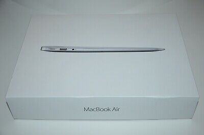 "#484 APPLE Macbook Air 13.3"" (A1466) ++ Originalverpackung / Original Box ++"