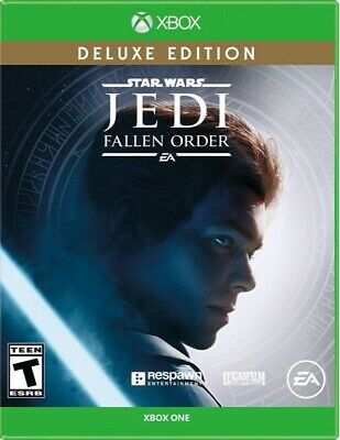 STAR WARS JEDI DELUXE Xbox one offline no cd no codigo