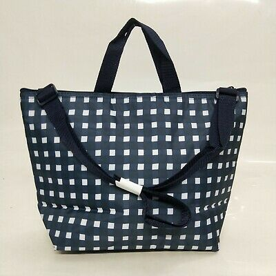 New Thirty One Gifts 31 Crossbody Thermal Tote in Deco Diamond 5-3