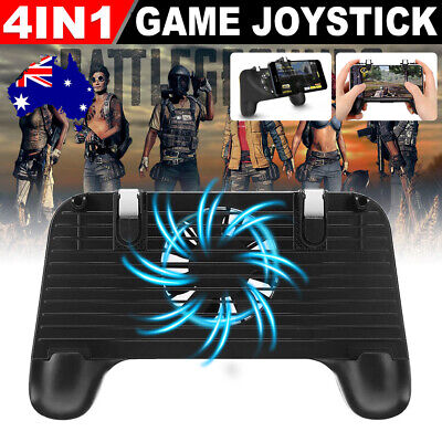 Game Wireless Bluetooth Mobile Phone Gamepad Controller Joystick For PUBG