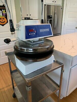 Dough Pro DP2000 Pizza Press Dual Heated Platens