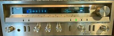 Vintage Pioneer SX-3500 AM/FM Stereo Receiver Tested, Clean&GoodCondition