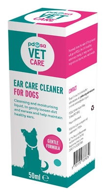 PDSA Ear Cleaner for Dogs