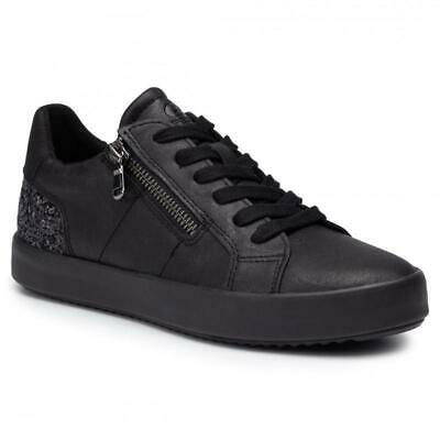 Sneakers GEOX D Blomiee B D946HB 0PVEW C9004 Anthracite