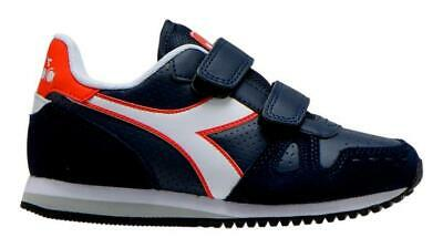 DIADORA SIMPLE RUN Ps Strappo Bambino 174383 Blu EUR 20,30