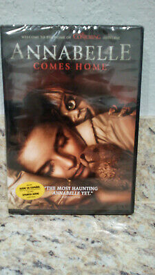 Annabelle Comes Home 2019 DVD