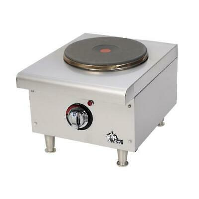 Star - 501FF - Star-Max® Electric 1-Burner Solid Type Hot Plate