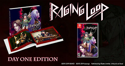Raging Loop - Day One Edition [Nintendo Switch Visual Novel PQube Anime] NEW