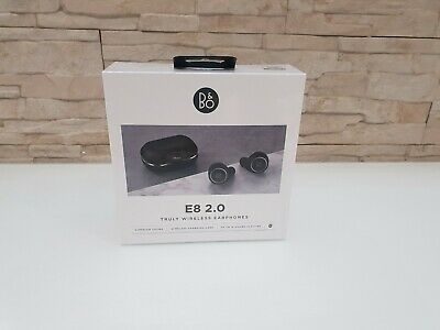 Sealed Bang & Olufsen Beoplay E8 2.0 Truly Wireless Earphones Bluetooth Black