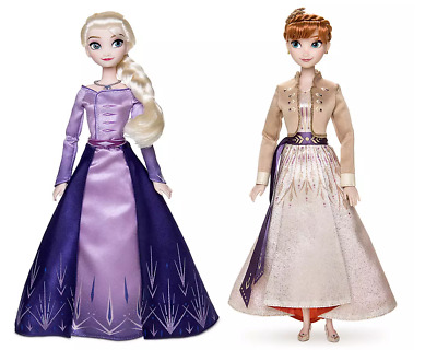 new Anna and Elsa Doll Set – Frozen 2 Christmas toy gift