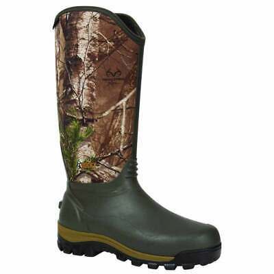 Rocky Core Waterproof Insulated Neoprene Boots Casual Hunting  Boots Camo Mens -