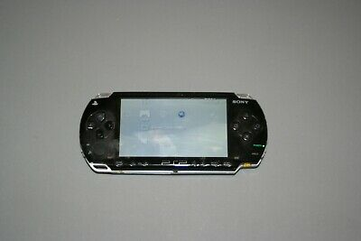 Sony PSP-1000 Black Console